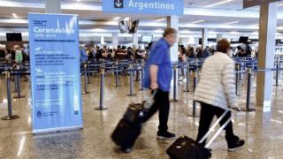 Detectan la variante del Reino Unido en Argentina