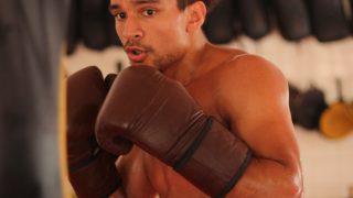 """El """"Príncipe"""" Amaya, un referente del kickboxing, en La Pampa"""