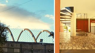Dos joyas vecinas: el Barrio Culfucurá y el Gimnasio del Club Estudiantes (I)