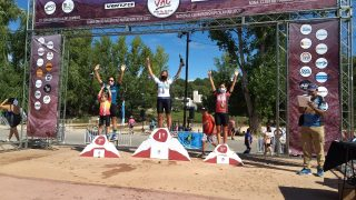 Entrevista: Carolina Solera, campeona en los 120k en la Vuelta Altas Cumbres